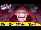 Totally Spies - The Most Evil Totally Spies Villain…Ever! | ZeeKay