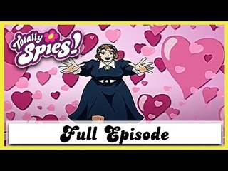 Evil Valentine's Day - SERIES 3, EPISODE 20 | Totally Spies