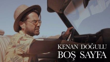 Kenan Doğulu - Boş Sayfa (Official Video) #VayBe