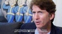 Fallout 76 - Interview #1 avec Todd Howard
