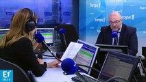 """Démission de Gérard Collomb : """"On s'interroge sur la manière"""", déplore Stéphane Travert"""