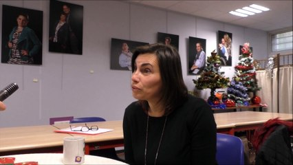 Présentation de Paroles & Gourmandises avec Christine DENIBAUD