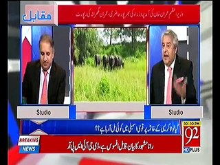 Buffaloes Auction has turned into taunts for PTI govt - Amir Mateen praises Murad Saeed speech in NA