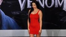 "Scheana Marie and Adam Spott ""Venom"" World Premiere Black Carpet"