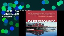 D.O.W.N.L.O.A.D [P.D.F] Norway - Culture Smart! The Essential Guide to Customs   Culture by Linda