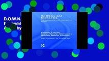D.O.W.N.L.O.A.D [P.D.F] On Ethics and Economics: Conversations with Kenneth J. Arrow by Kenneth J.