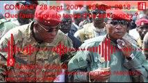 Conakry 28 septembre 2009 - 28 septembre 2018