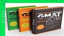 F.R.E.E [D.O.W.N.L.O.A.D] GMAT 2016 Official Guide Bundle by GMAC (Graduate Management Admission
