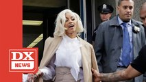 Cardi B Surrenders To Police In Connection To NY Angels Strip Club Fight