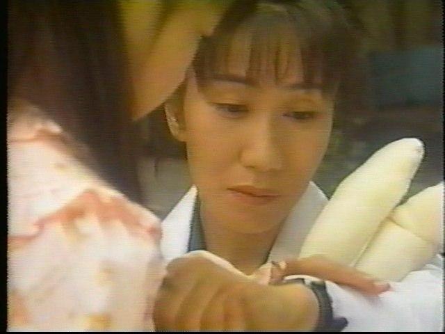心療内科医・涼子