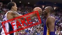 Infamous Kobe Bryant Not Flinching vs Matt Barnes Video Is a Lie