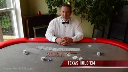 Formation Texas Hold'em
