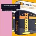 LANDER BUILDER - Landing Page SaaS Software