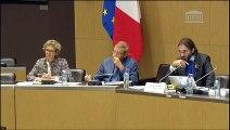 OPECST : M. Cédric Villani, Premier vice-président, sur les incidences d'une évolution du mode de scrutin des députés - Jeudi 27 septembre 2018