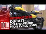 DUCATI SCRAMBLER 800 2019 -  INTERMOT 2018