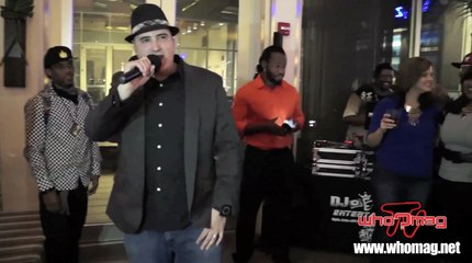 Rob Schwartz Birthday Cypher (feat Mikey D from Main Source, Parry P, and more)