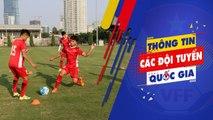 U19 Việt Nam bước vào đợt tập luyện cuối cùng trước thềm Vòng chung kết U19 Châu Á - VFF Channel