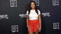 "Nia Sioux ""Guilty Party"" Season 2 Premiere Black Carpet"