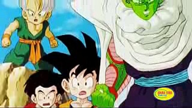 7 viên ngọc rồng z kai chương cuối tập 29  Vegeta bị trấn áp bởi Buu