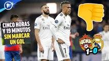 La presse anglaise désespérée par Manchester United, le triste record du Real Madrid