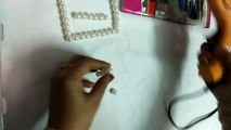 How to make beautiful gift box | making of pearl gift box| pearl gift box /pearl jewellery box  easy and very beautiful, step by step tutorial of making gift/jwellery box