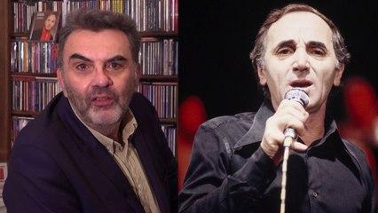 Hommage à Charles Aznavour par Jean-Pierre Pasqualini