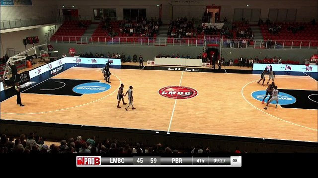 LeadersCup J4 Lille vs Paris : l'action du match