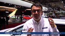 Toyota Corolla Touring Sports - en direct du Mondial de Paris 2018
