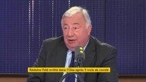 """Démission de Gérard Collomb : Gérard Larcher voit """"une vraie atteinte à l'autorité"""" de l'exécutif"""