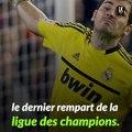 Football: IKER Casillas , gardien emblématique