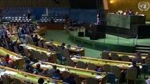 هفتاد و سومین اجلاس مجمع عمومی سازمان ملل متحد