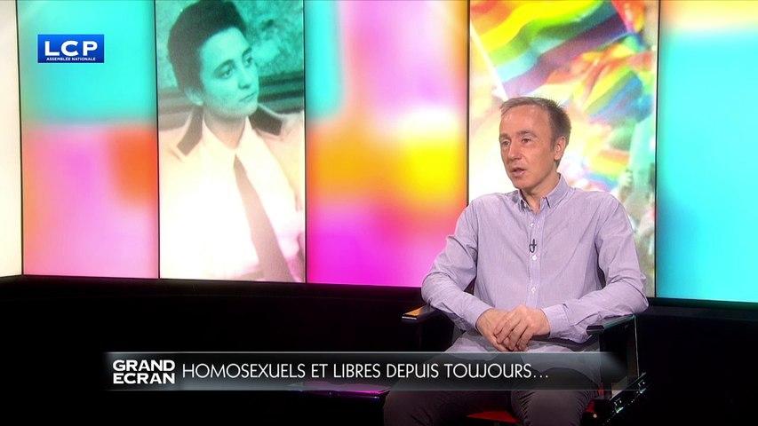 Homosexuels et libres depuis toujours....