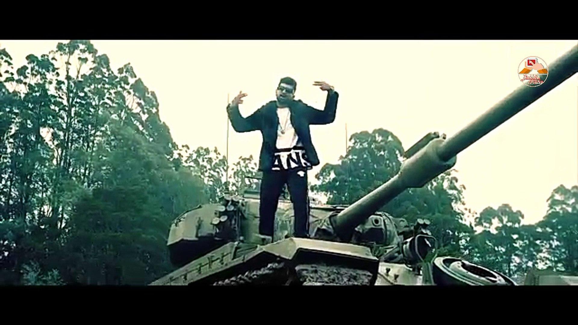 Russian Tank   Khush Romana feat. Sidhu Moose Wala   BYG BYRD   Latest Punjabi Song 2018 whatsapp st