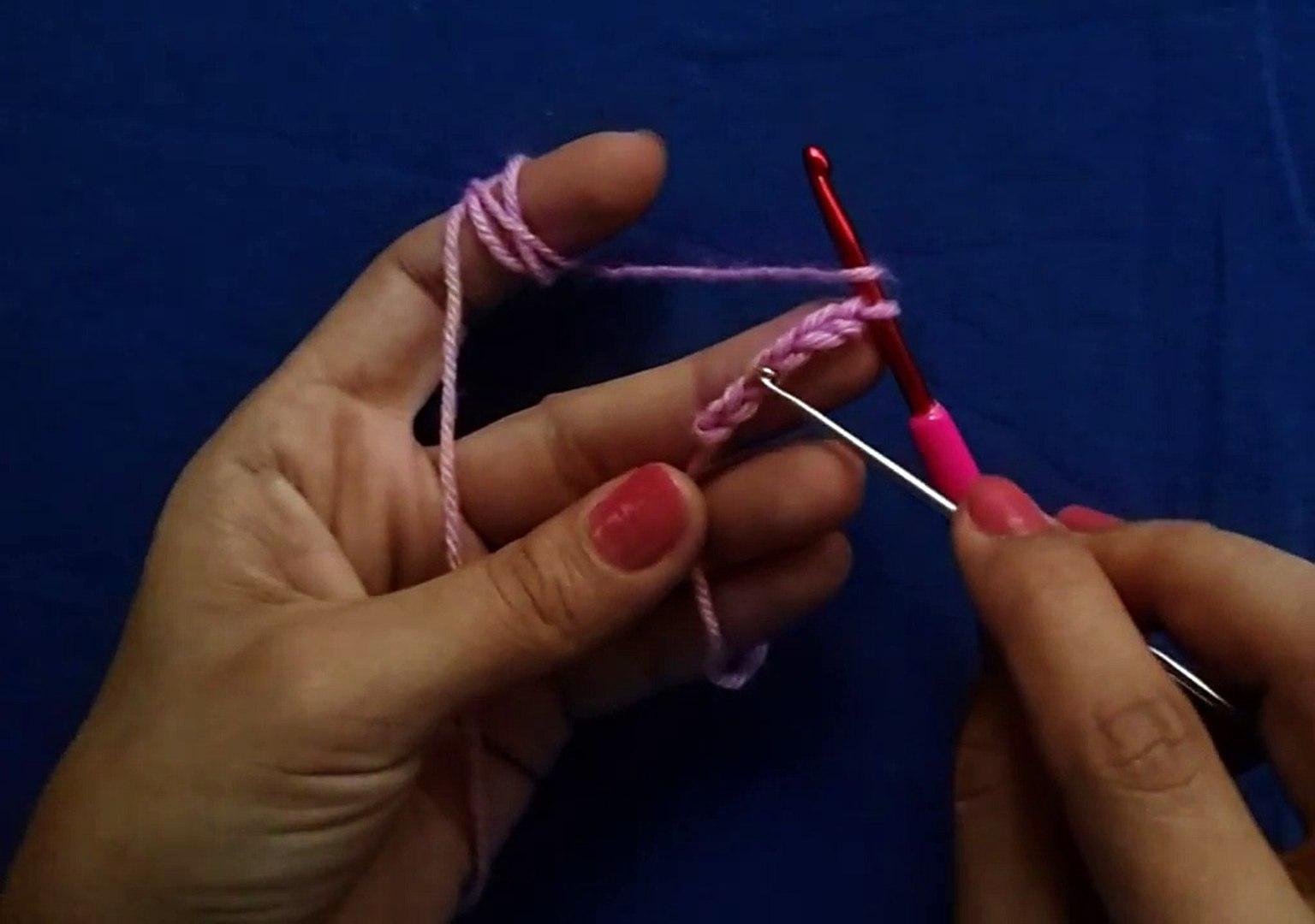 tığ işi örgü battaniye modeli-crochet