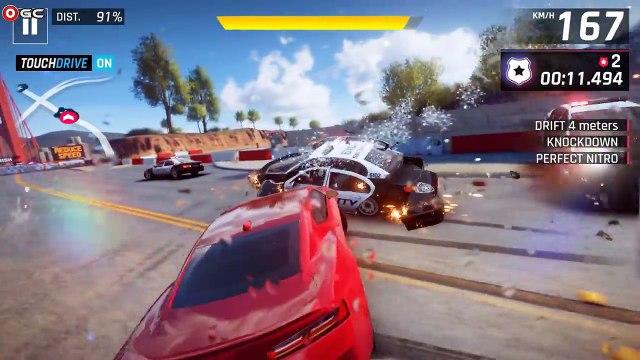 Asphalt 9 Legends 2018 - Chevrolet Escape - Car Games / Android Gameplay FHD #16