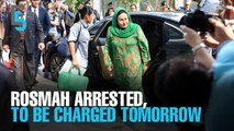 EVENING 5: Rosmah to be hauled to court tomorrow