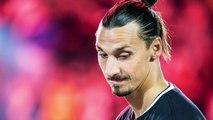 Zlatan Ibrahimovic de retour en Europe en janvier ?