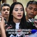 Mocha resigned? Netizens doubt it's her last act