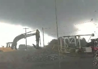 Residents Report Possible Tornado as Storms Cause Damage in Pennsylvania