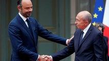 Passation de pouvoir en France : solitude de Collomb, moue de Philippe