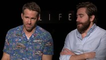 Jake Gyllenhaal Writes Tribute To Ryan Reynolds