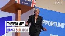 "Theresa May danse sur ""Dancing Queen"" d'Abba"