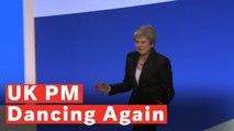 U.K. Prime Minister Trolls Her Own Viral Dance