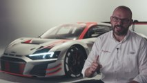 The new evolutionary stage of the Audi R8 LMS - Interview Chris Reinke