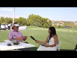 Miguel Angel Jimenez Interview PART 2