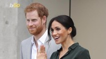 Prince Harry and Meghan Markle Visit Sussex and See Rare Copy of the Declaration of Independence