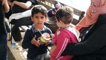 - Çeşme'de 92 kaçak göçmen yakalandı