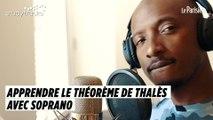 Apprendre le théorème de Thalès avec Soprano