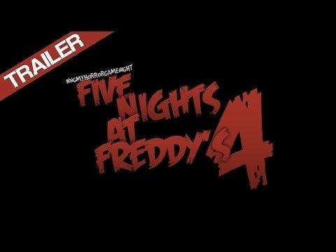 FNAF 4 Teaser (TAKEN FROM OUR INSTAGRAM)