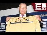 José Luis Trejo nuevo técnico de Pumas / Nuevo técnico de Pumas